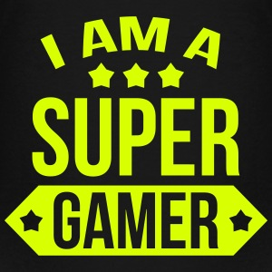 I am a Super Gamer ! Tee shirts - T-shirt Premium Enfant