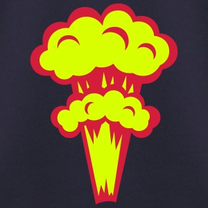 explosion nucleaire atomique 1501 Sweat-shirts - Sweat-shirt Homme