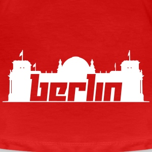 Berlin 5 (Vector) - Frauen Premium T-Shirt