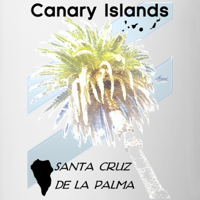 La Palma Tasse