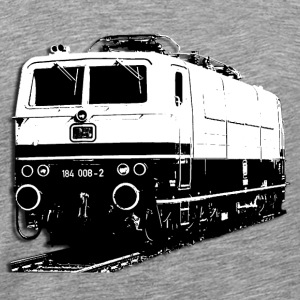Locomotive DB184 T-shirts - Herre premium T-shirt