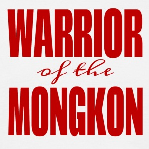 Warrior Of The Mongkon - T-shirt herr