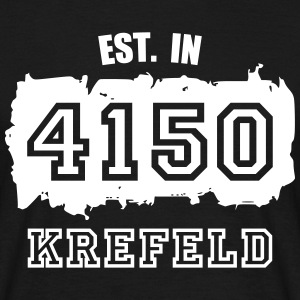 Established 4150 Krefeld T-Shirts - Männer T-Shirt