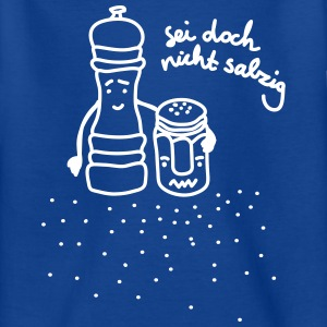 Salzig T-Shirts - Teenager T-Shirt