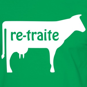 re-traite Tee shirts - T-shirt contraste Homme