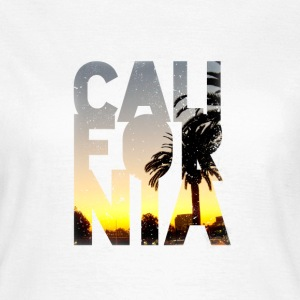 Kalifornien - California T-Shirts - Frauen T-Shirt