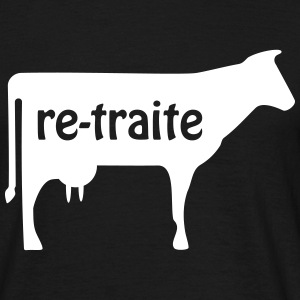 re-traite Tee shirts - T-shirt Homme