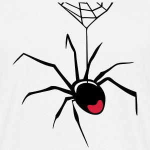 Cobweb spider insect T-Shirts - Men's T-Shirt