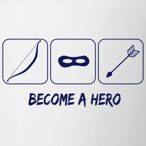 Become a hero Mokken & toebehoor - Mok