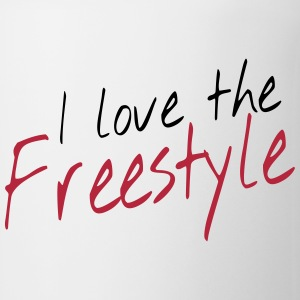 I love the freestyle Tassen & Zubehör - Tasse