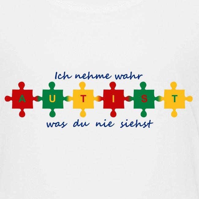 Autismus-Shirt 2