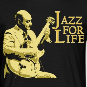 Joe Pass Jazz Tee shirts - T-shirt Homme