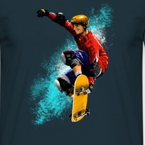 skateboarding T-Shirts - Men's T-Shirt
