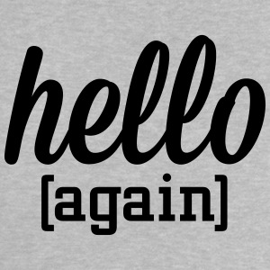 hello again T-shirts - Baby T-shirt