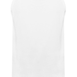 White OMG WTF SEX LOL (2c) Men's T-Shirts - Men's Premium Tank Top