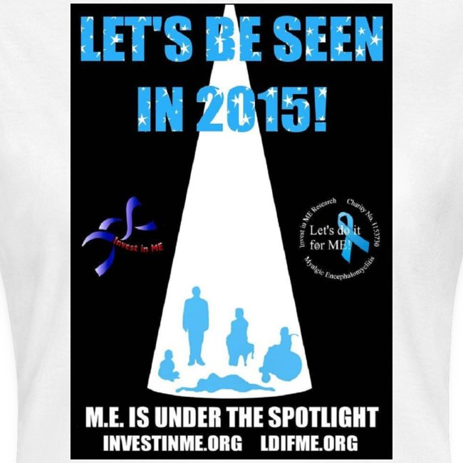 Let's be seen in 2015 Designed by Caged Bird