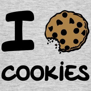 cookies Tee shirts - T-shirt Homme