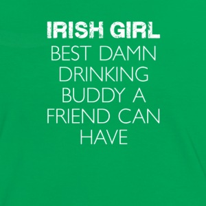 Irish Girl T-Shirts - Women's Ringer T-Shirt