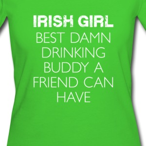 Irish Girl T-Shirts - Women's Organic T-shirt