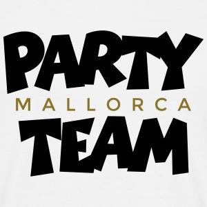 Mallorca Party Team zeifarbig