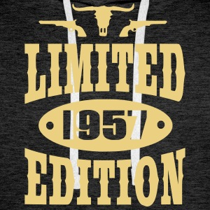 Limited Edition 1957 Hoodies & Sweatshirts - Men's Premium Hoodie
