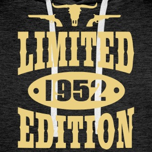 Limited Edition 1952 Hoodies & Sweatshirts - Men's Premium Hoodie