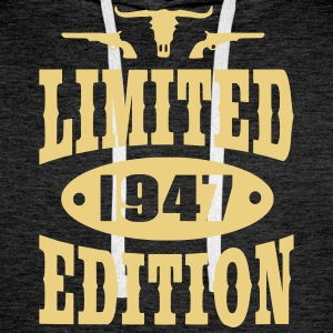 Limited Edition 1947 Hoodies & Sweatshirts - Men's Premium Hoodie