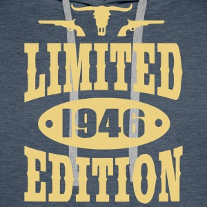 Limited Edition 1946 Sweat-shirts - Sweat-shirt à capuche Premium pour hommes