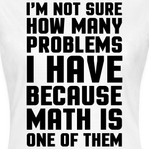 Math Problems T-Shirts - Women's T-Shirt