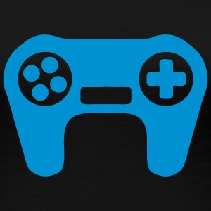 Video-Game-Controller 901 T-Shirts - Frauen Premium T-Shirt