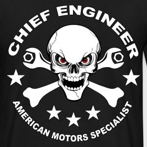 Chief engineer T-Shirts - Men's T-Shirt