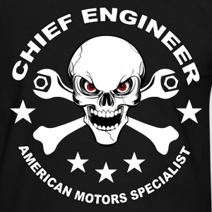 Chief engineer T-Shirts - Men's Ringer Shirt