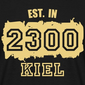 Established 2300 Kiel T-Shirts - Männer T-Shirt