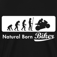 Design ~ Natural Born Biker
