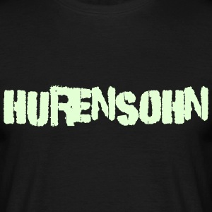 HURENSOHN VECTOR T-Shirts - Men's T-Shirt