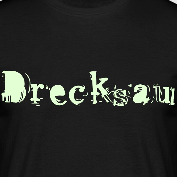 DRECKSAU VECTOR T-Shirts - Men's T-Shirt
