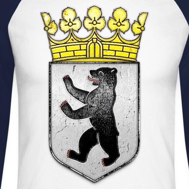 Berlin Wappen mit Krone