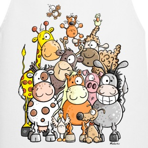 Giant Pile Of Animal  Aprons - Cooking Apron