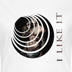 i like it hipster Tee shirts - T-shirt Femme