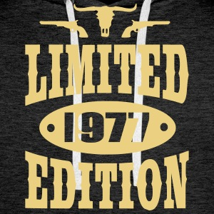 Limited Edition 1977 Hoodies & Sweatshirts - Men's Premium Hoodie