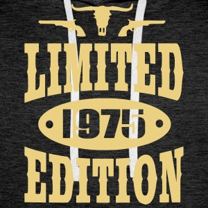 Limited Edition 1975 Sweat-shirts - Sweat-shirt à capuche Premium pour hommes