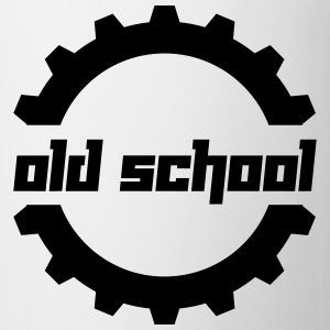 Old School (Vector) - Tasse