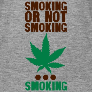smoking or not smoking cannabis Tops - Frauen Premium Tank Top
