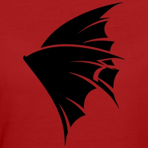 Two Demon wings T-Shirts - Women's Organic T-shirt