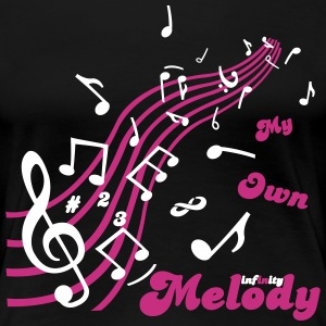 My Own Melody T-Shirts - Women's Premium T-Shirt