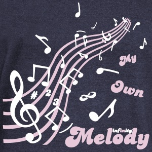 My Own Melody Hoodies & Sweatshirts - Women's Boat Neck Long Sleeve Top