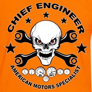 Chief engineer 04 Tee shirts - T-shirt contraste Homme
