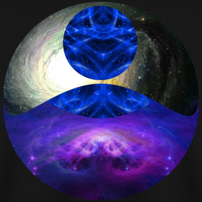 Space Cosmos Starfield Bubble