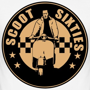 Scooter lover Tee shirts - Tee shirt près du corps Homme