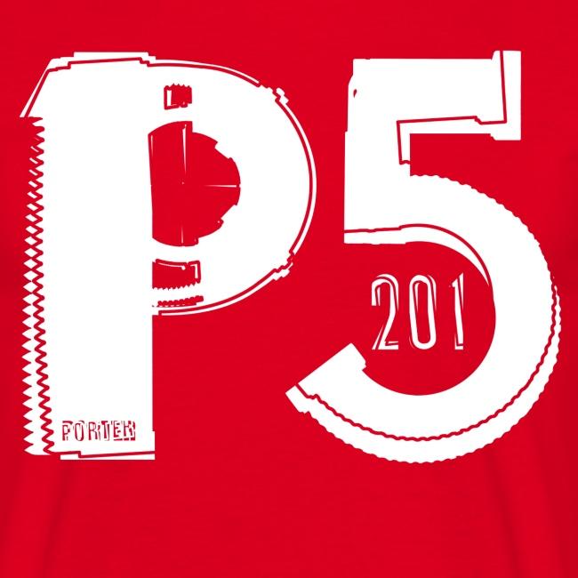PORTER - P5 - white